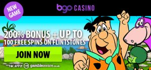 Free spins on Flintstones