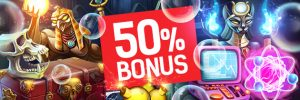Weekend bonuses at Redbet