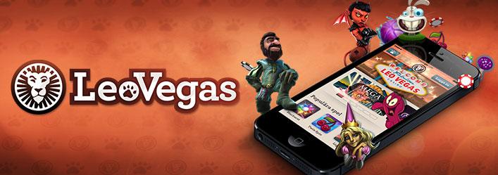 LeoVegas Casino Welcome bonus