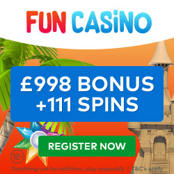 Fun Casino free spins no deposit