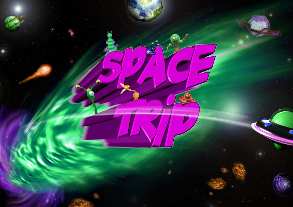 Win a flight to space at Guts casino