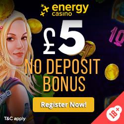 No deposit Bonus casino UK