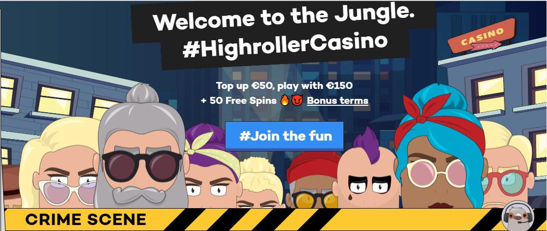 high roller casino no deposit