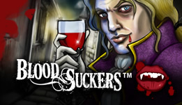 Blood suckers slot Netent