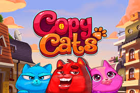 Copy cats slot Netent