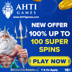 Ahti New Casino UK
