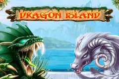 Play Dragon island slot