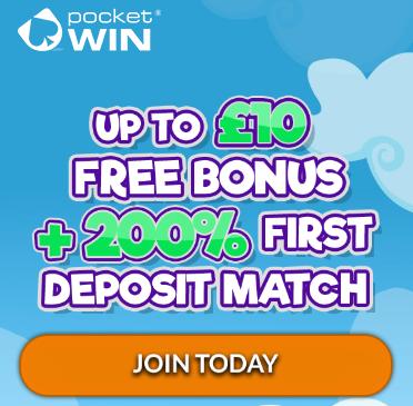 £10 free no deposit