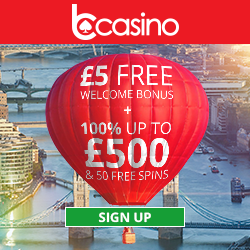 exclusive £5 free no deposit