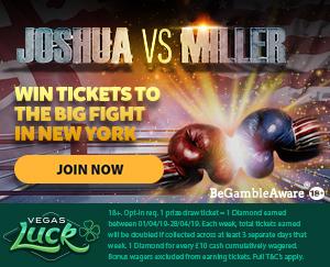 Joshua vs Miller