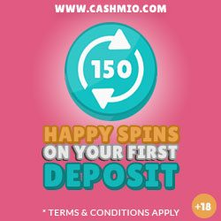 Get 150 free spins on Starburst