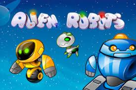 Alient robots slot