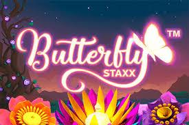 Butterfly Staxx slot Netent