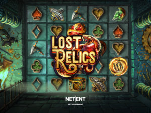 Play lost Relics at Rizk