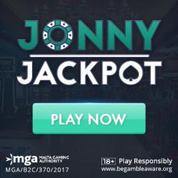 Jonny Jackpot 520 free spins